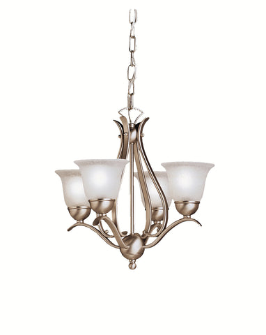 Dover - Mini Chandelier 4Lt - 2019NI