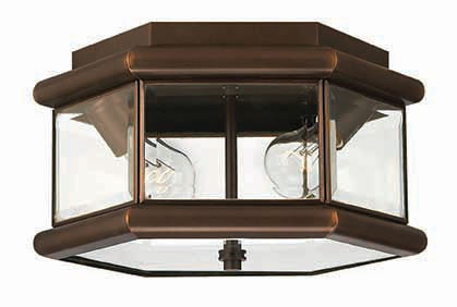 OUTDOOR CLIFTON PARK - Flush Mount - 2429CB