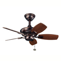 Canfield - 30 Inch Canfield Fan - 300103OBB