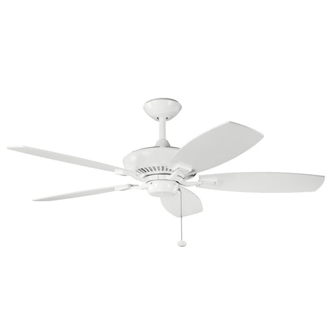 Canfield - 52 Inch Canfield Fan - 300117WH