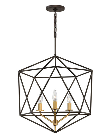 CHANDELIER ASTRID - Single Tier Pendant - 3023MM