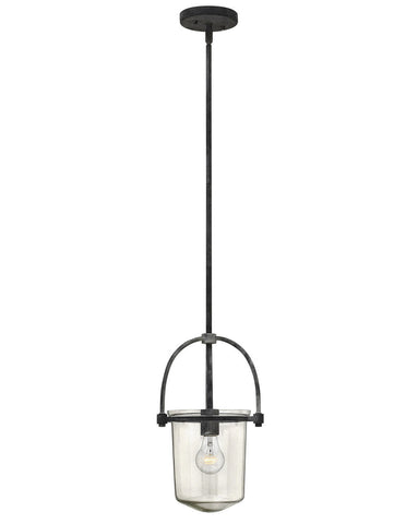 FOYER CLANCY - Stem Hung Pendant - 3031DZ