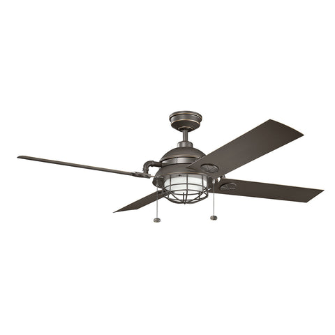 Maor - 65 Inch Maor LED Patio Fan - 310136OZ