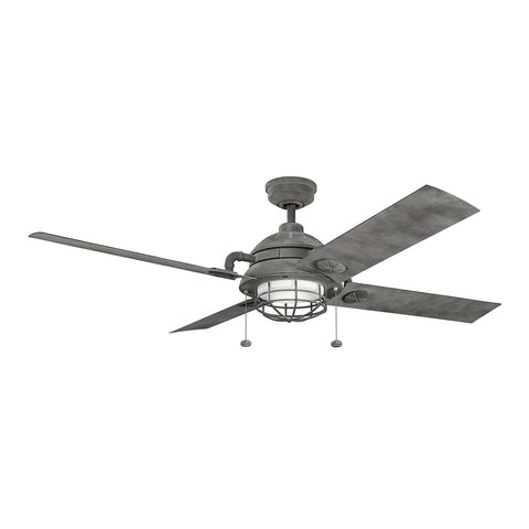 Maor - 65 Inch Maor LED Patio Fan - 310136WZC
