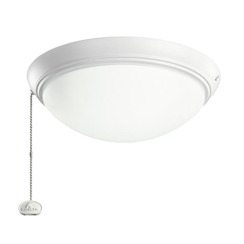 Low Profile LED Fixture - 338200WH