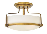 FOYER HARPER - Semi Flush Mount - 3641HB