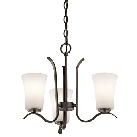 Armida - Mini Chandelier 3Lt - 43073OZ