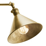 Ellerbeck - Wall Sconce 1Lt - 43115NBR