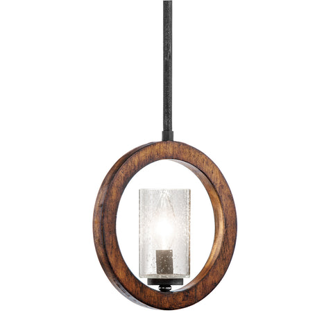 Grand Bank - Mini Pendant/Wall 1Lt - 43189AUB