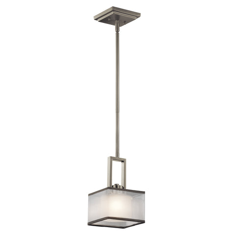 Kailey - Mini Pendant 1Lt Halogen - 43442NI
