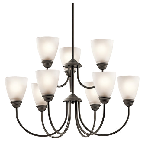 Jolie - Chandelier 9Lt - 43639OZ
