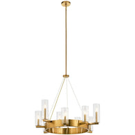 Cleara - Chandelier 9Lt - 44315FXG