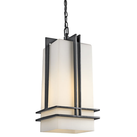 Tremillo - Outdoor Pendant 1Lt - 49205BK