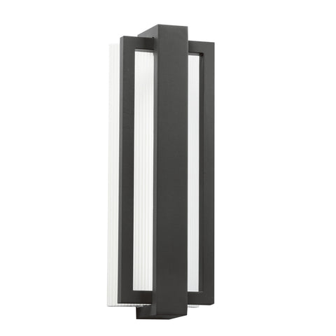 Sedo - Outdoor Wall 1Lt LED - 49434SBK