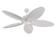 "Cruise - 52"" Cruise Outdoor Fan -White (Wet Rated) - 5CU52WH"