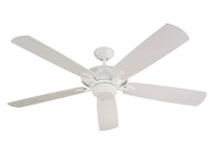 "Cyclone - 60"" Cyclone Outdoor Fan - White - 5CY60WH"