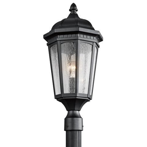 Courtyard - Outdoor Post Mt 1Lt - 9532BKT