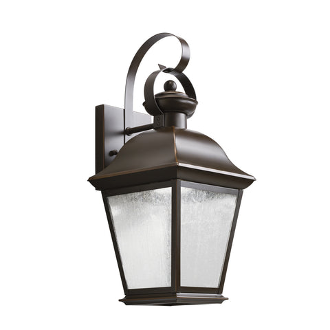 Mount Vernon - Outdoor Wall 1Lt LED - 9708OZLED