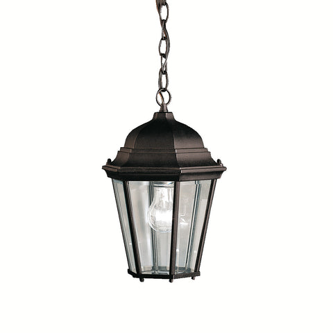 Madison - Outdoor Pendant 1Lt - 9805BK