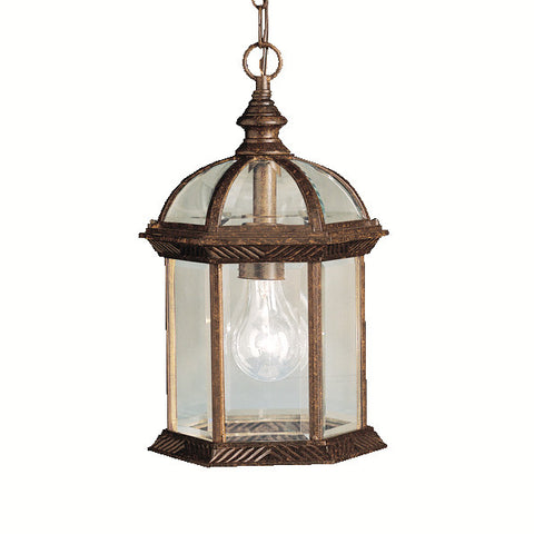 Barrie - Outdoor Pendant 1Lt - 9835TZ