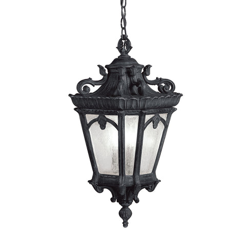 Tournai - Outdoor Pendant 3Lt - 9855BKT