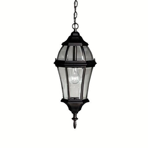 Townhouse - Outdoor Pendant 1Lt - 9892BK