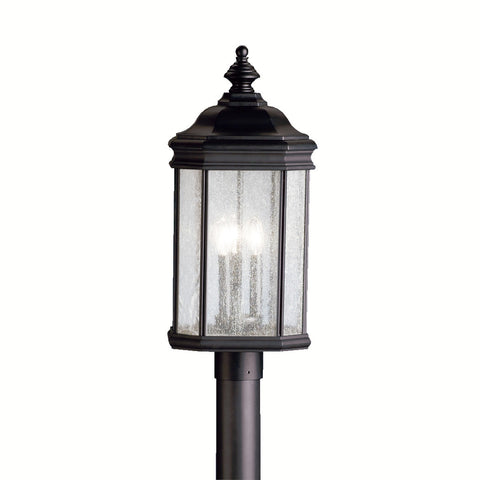Kirkwood - Outdoor Post Mt 3Lt - 9918BK