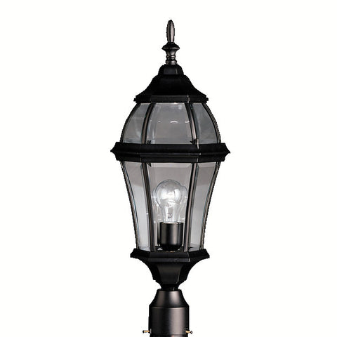 Townhouse - Outdoor Post Mt 1Lt - 9992BK