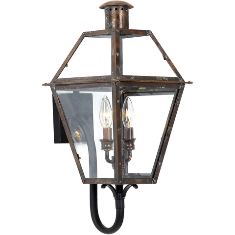 Rue De Royal - Outdoor wall lantern down - RO8311AC