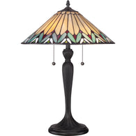 "Tiffany - Table lamp tiffany 16""d - TF1433T"