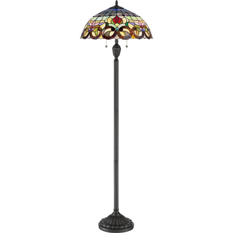 Lyric - Floor lamp tiffany - TF3180FVB