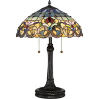 Lyric - Table lamp tiffany - TF3180TVB