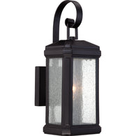 Trumbull - Outdoor wall mystic black - TML8405K
