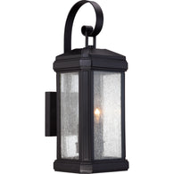 Trumbull - Outdoor wall mystic black - TML8407K