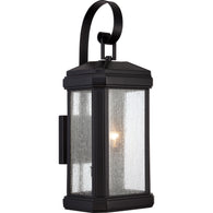 Trumbull - Outdoor wall mystic black - TML8408K