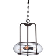 Trilogy - Pendant old bronze - TRG1816OZ