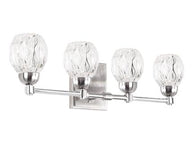 Tulip - vanity 4 light - VL56221-BN