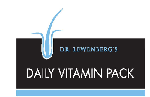 Daily Hair & Body Vitamin Pack for Men