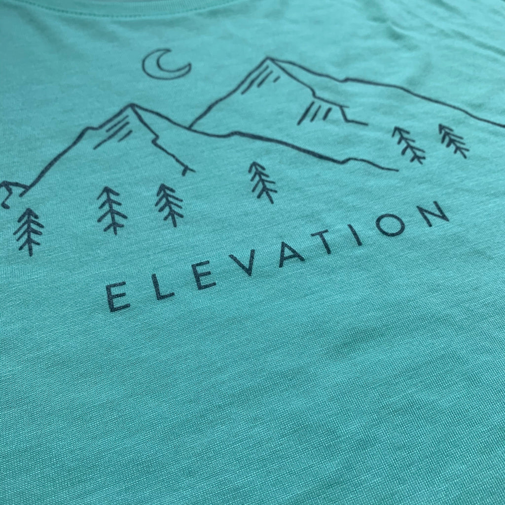 Out Here Yoga Elevation Crop Tank