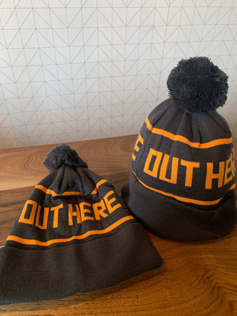 Out Here Yoga Knit Beanie