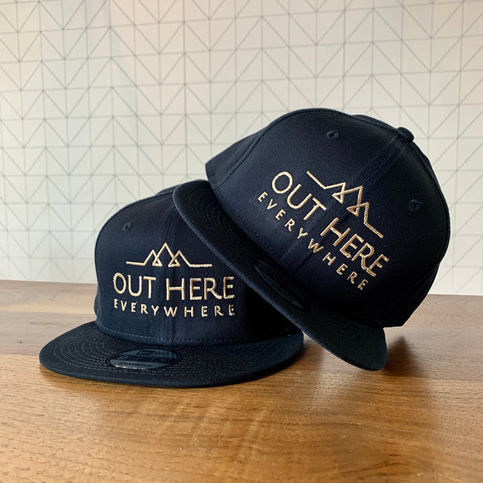 Out Here Everywhere Hat
