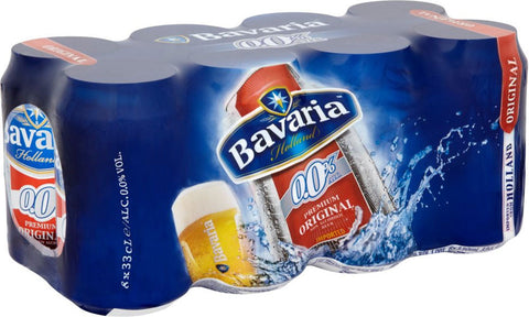 Bavaria Cans (Pack of 8)
