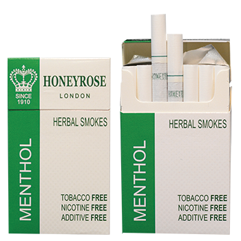 Honeyrose MENTHOL Herbal