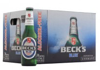 Beck's Blue (Case of 24) *Contains 0.05 ABV