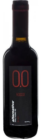 Alternativa 0.0 Rosso Dry 375ml Red Wine