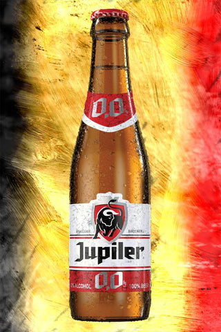Jupiler Beer (Case of 24)