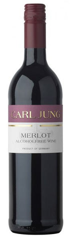 Carl Jung Merlot *Contains 0.02% ABV