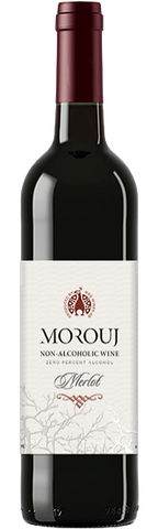 Morouj Merlot Red Wine