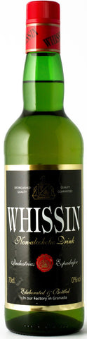 Whissin Whisky 750ml Bottle