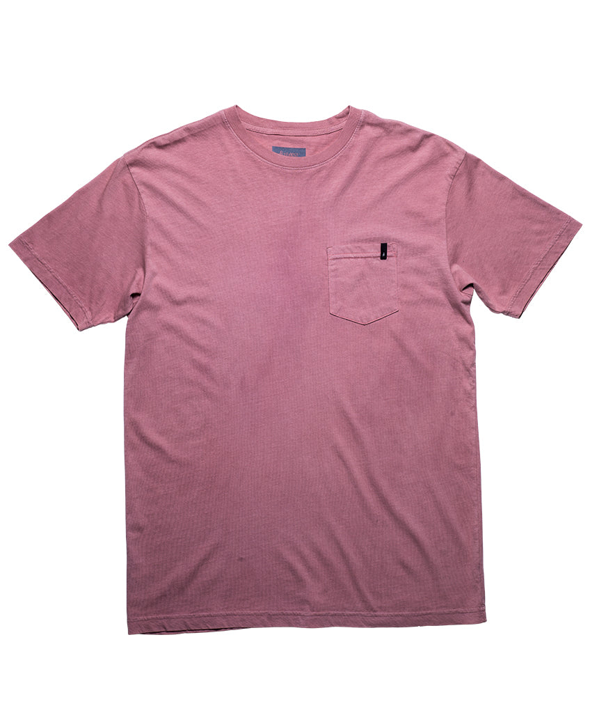 ESSENTIAL POCKET TEE